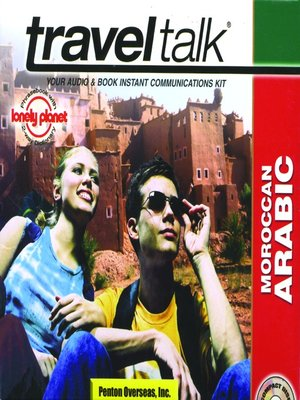 cover image of Traveltalk® Moroccan Arabic