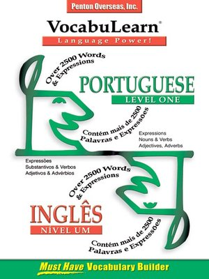 cover image of VocabuLearn® Portuguese Level One