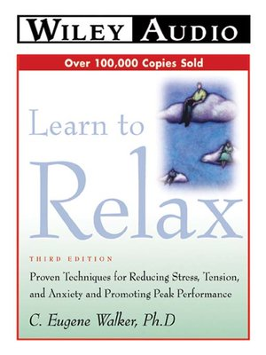 cover image of Learn to Relax