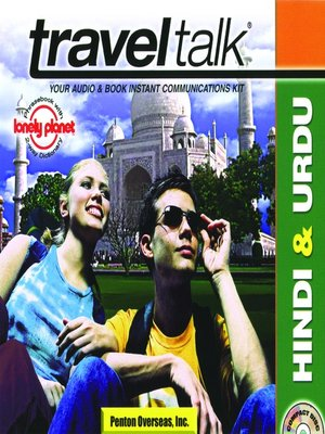 cover image of Traveltalk® Hindi & Urdu