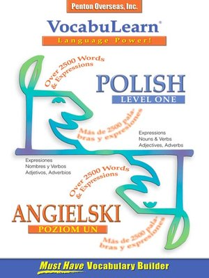 cover image of VocabuLearn® Polish Level One