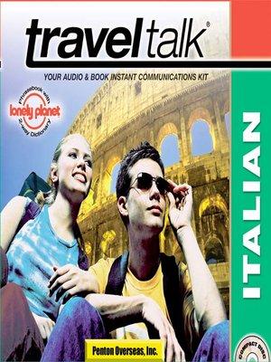 cover image of Traveltalk® Italian