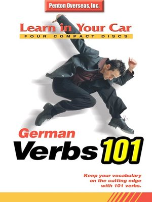 cover image of Learn in Your Car German Verbs 101