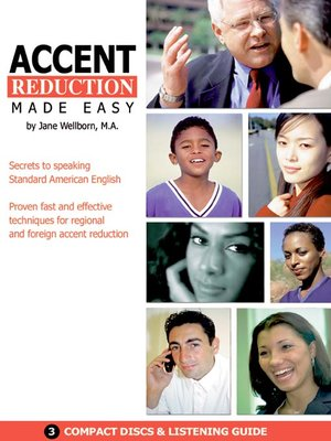 cover image of Accent Reduction Made Easy