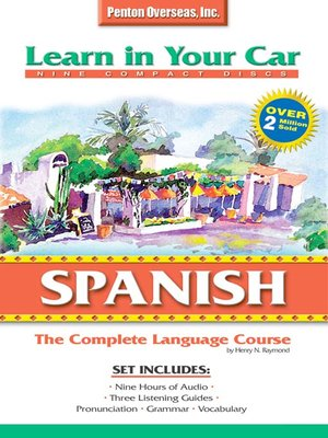 cover image of Learn in Your Car Spanish Complete