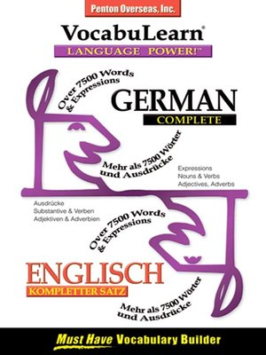 cover image of VocabuLearn® German Complete
