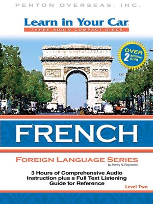 cover image of Learn in Your Car French Level Two