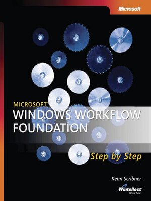 cover image of Microsoft® Windows® Workflow Foundation Step by Step