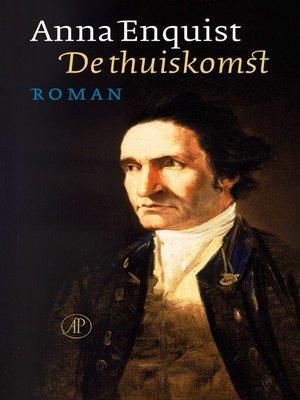 cover image of De Thuiskomst