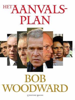 cover image of Het Aanvalsplan
