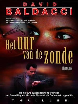 cover image of Het Uur van de Zonde