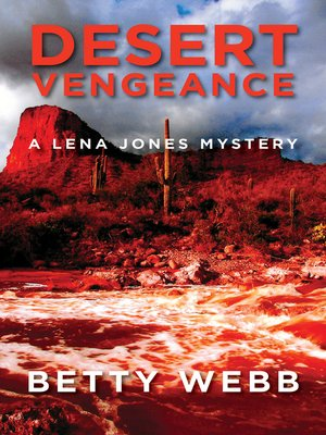 cover image of Desert Vengeance