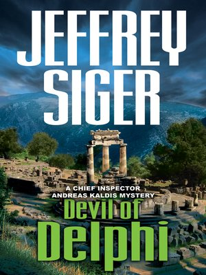 cover image of Devil of Delphi