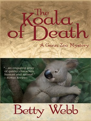 cover image of The Koala of Death