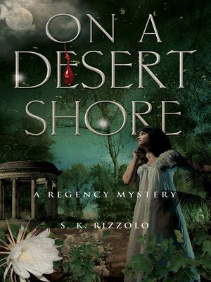 cover image of On a Desert Shore