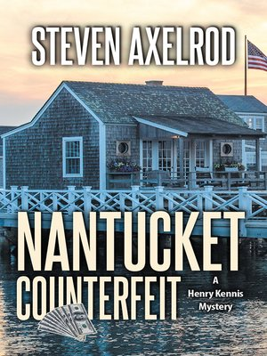cover image of Nantucket Counterfeit