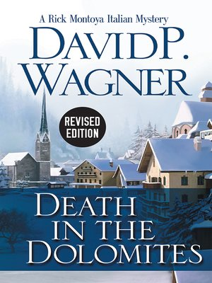 cover image of Death in the Dolomites
