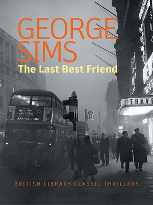 cover image of The Last Best Friend