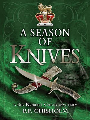 cover image of A Season of Knives