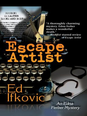 cover image of Escape Artist