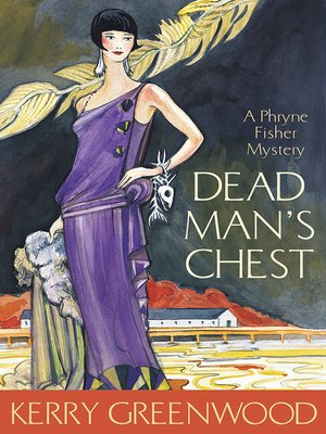 cover image of Dead Man's Chest