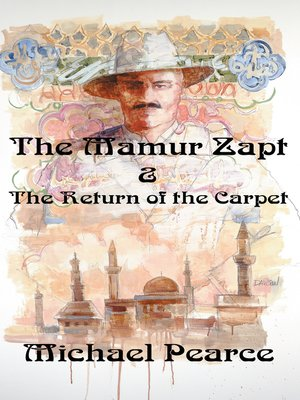 cover image of The Mamur Zapt & the Return of the Carpet