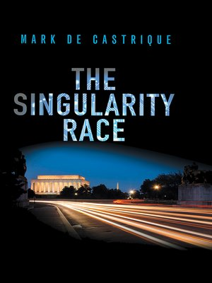 cover image of The Singularity Race