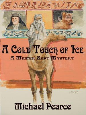 cover image of A Cold Touch of Ice