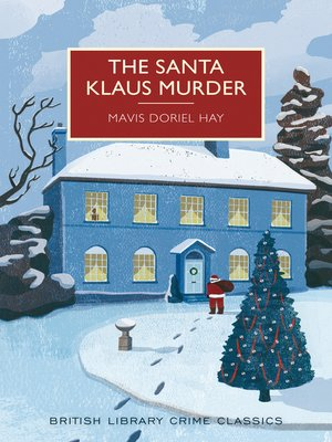 cover image of The Santa Klaus Murder