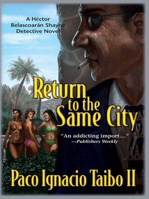 cover image of Return to the Same City