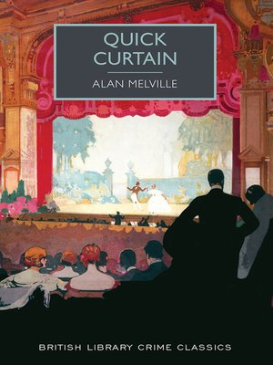cover image of Quick Curtain