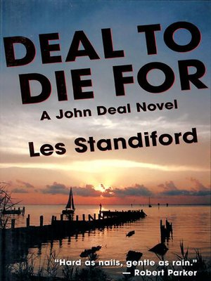cover image of Deal to Die For