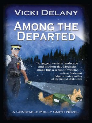 cover image of Among the Departed