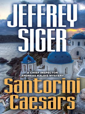 cover image of Santorini Caesars