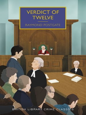 cover image of Verdict of Twelve