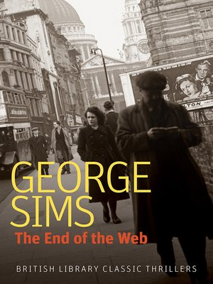 cover image of The End of the Web