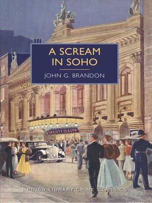 cover image of A Scream in Soho