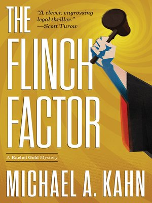 cover image of The Flinch Factor