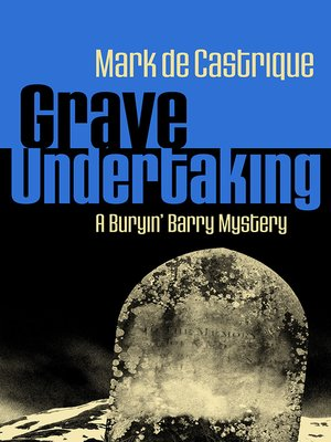 cover image of Grave Undertaking