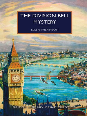 cover image of The Division Bell Mystery