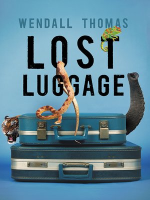 cover image of Lost Luggage