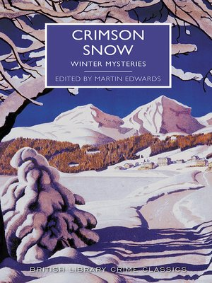 cover image of Crimson Snow