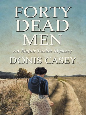 cover image of Forty Dead Men