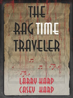 cover image of The RagTime Traveler
