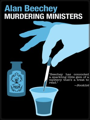 cover image of Murdering Ministers