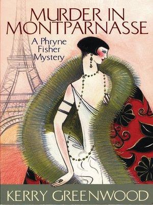 cover image of Murder in Montparnasse