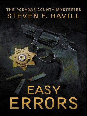 cover image of Easy Errors