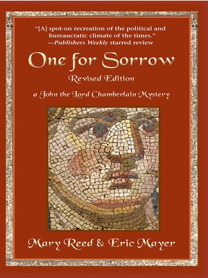 cover image of One for Sorrow