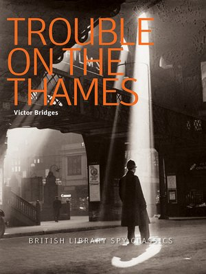 cover image of Trouble on the Thames