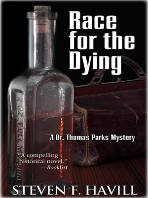 cover image of Race for the Dying Series, Book 1